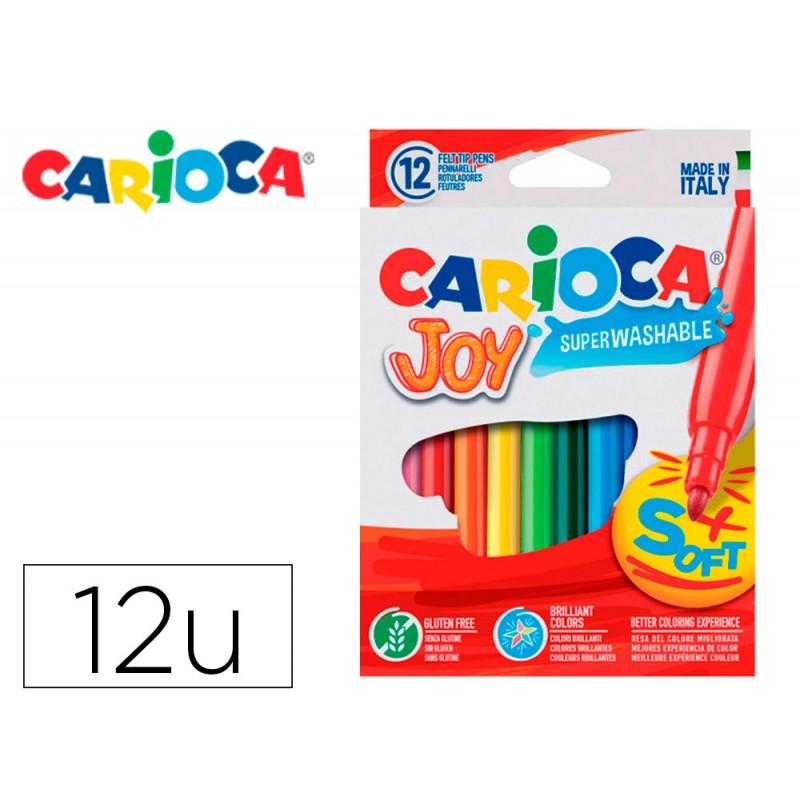Marcador carioca joy caixa...