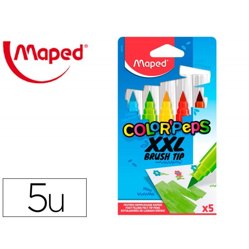 Marcador maped color peps...