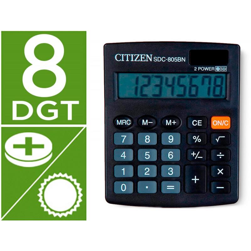 Calculadora citizen de...