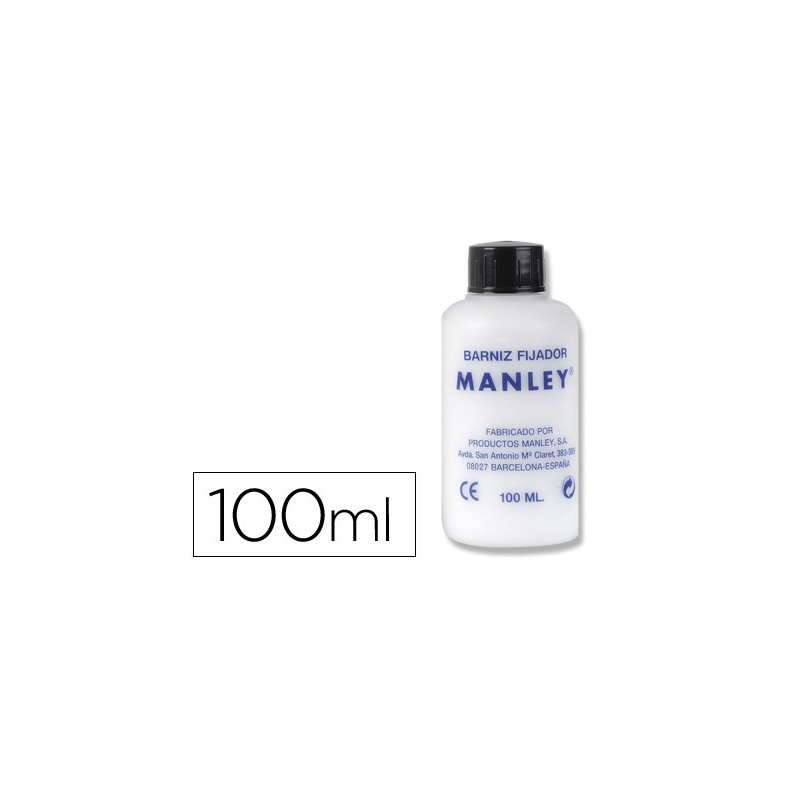 Verniz fixador manley 100 ml