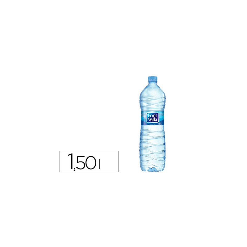 Agua mineral natural font...