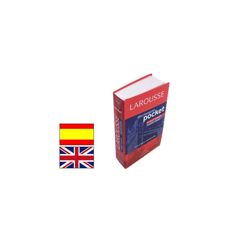 Diccionario larousse ingles...
