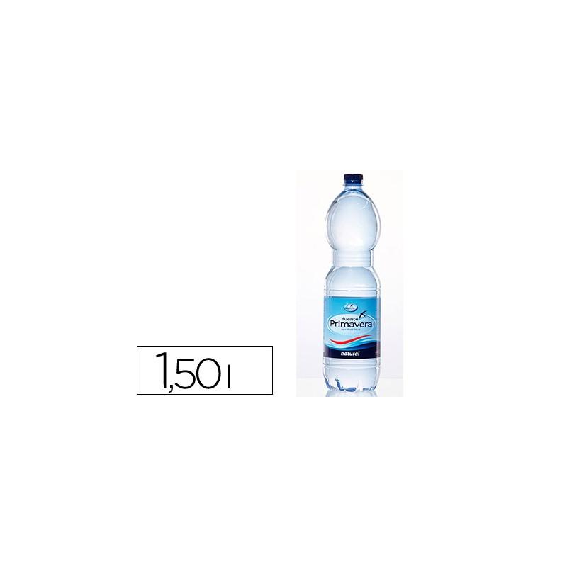Agua mineral natural fuente...