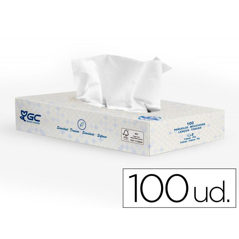Lencos de papel tissu 2...