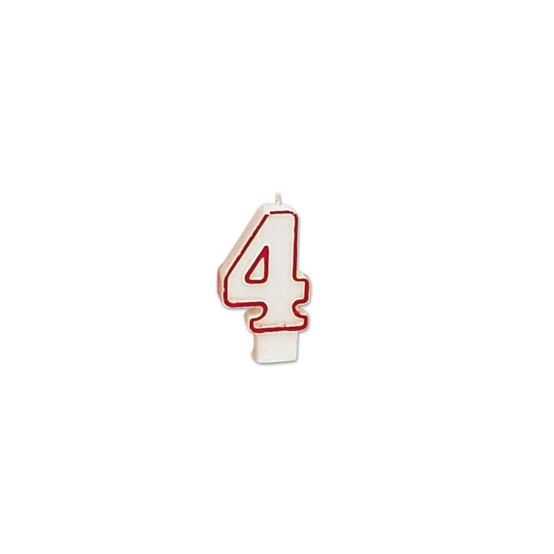 Vela numero 4