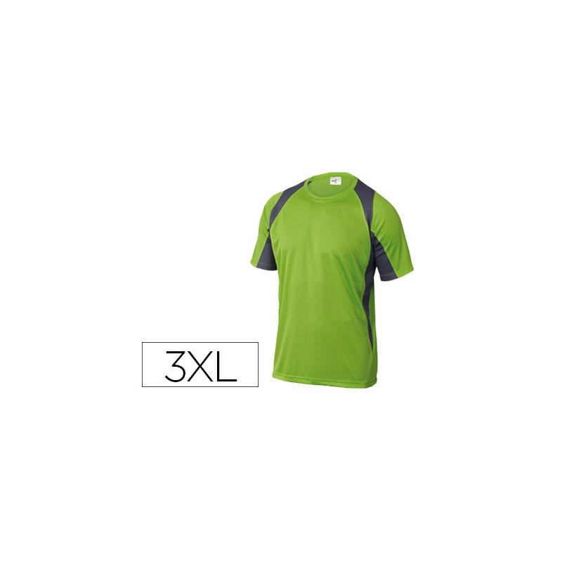 T-shirt deltaplus poliester...