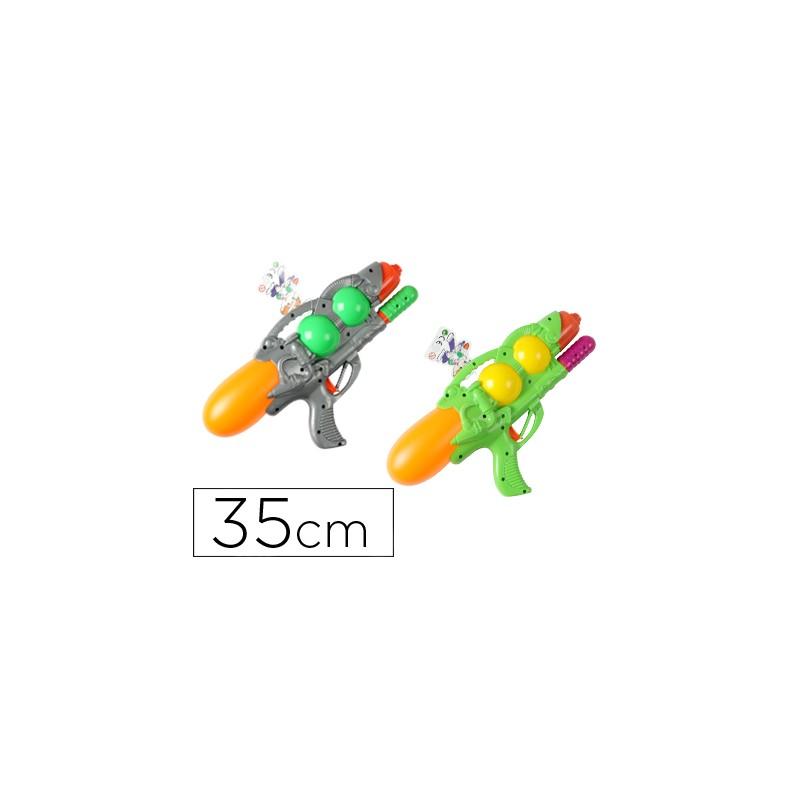 Pistola de agua 35cm