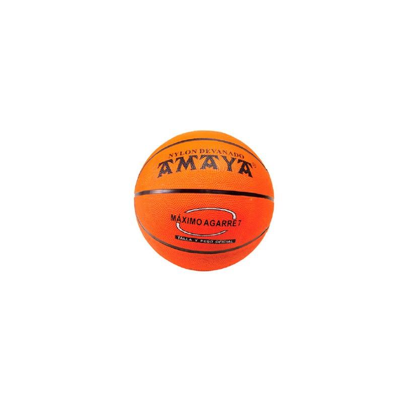 Bola amaya de basquetebol...