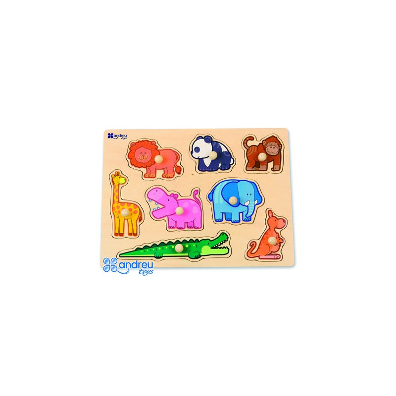Puzzle andreutoys madeira...