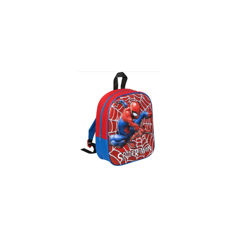 Mochila escolar spiderman...