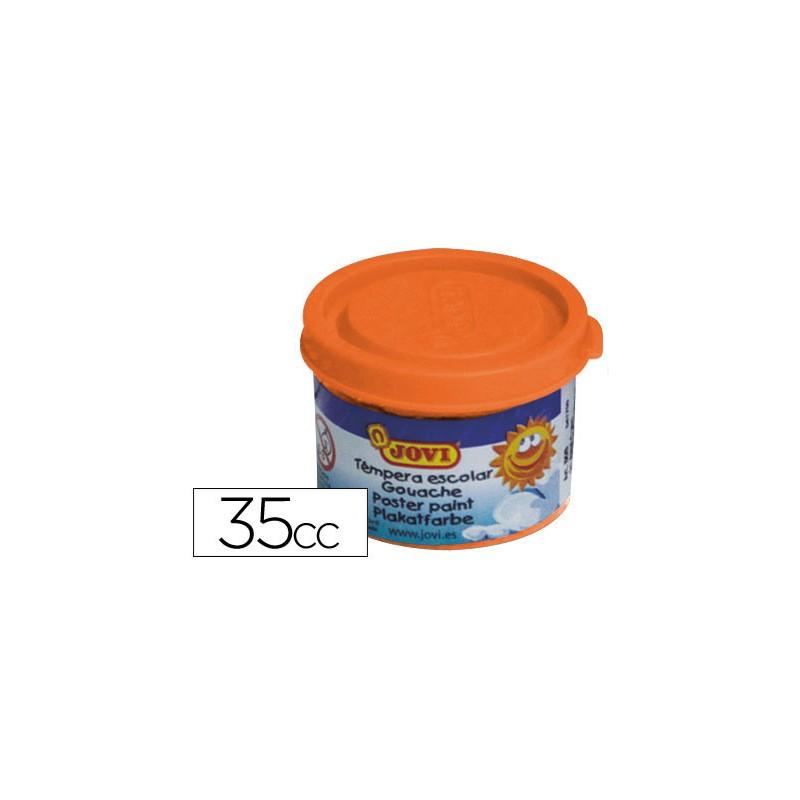 Guaches jovi 40 cc laranja