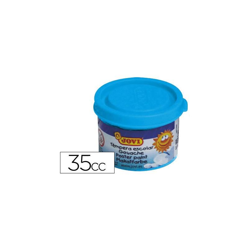 Guaches jovi 40 cc azul cyan