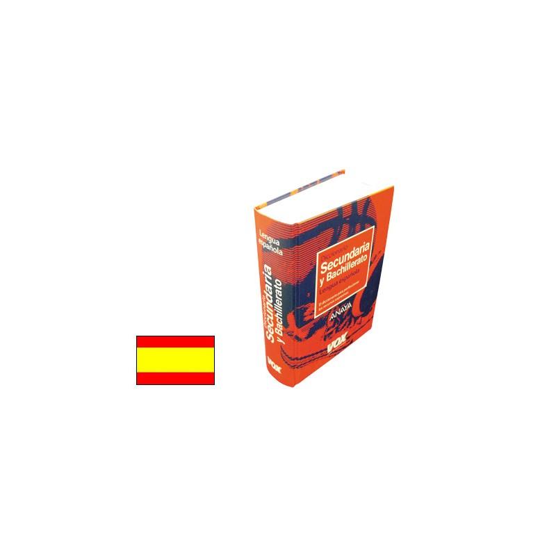 Dicionario vox - espanhol