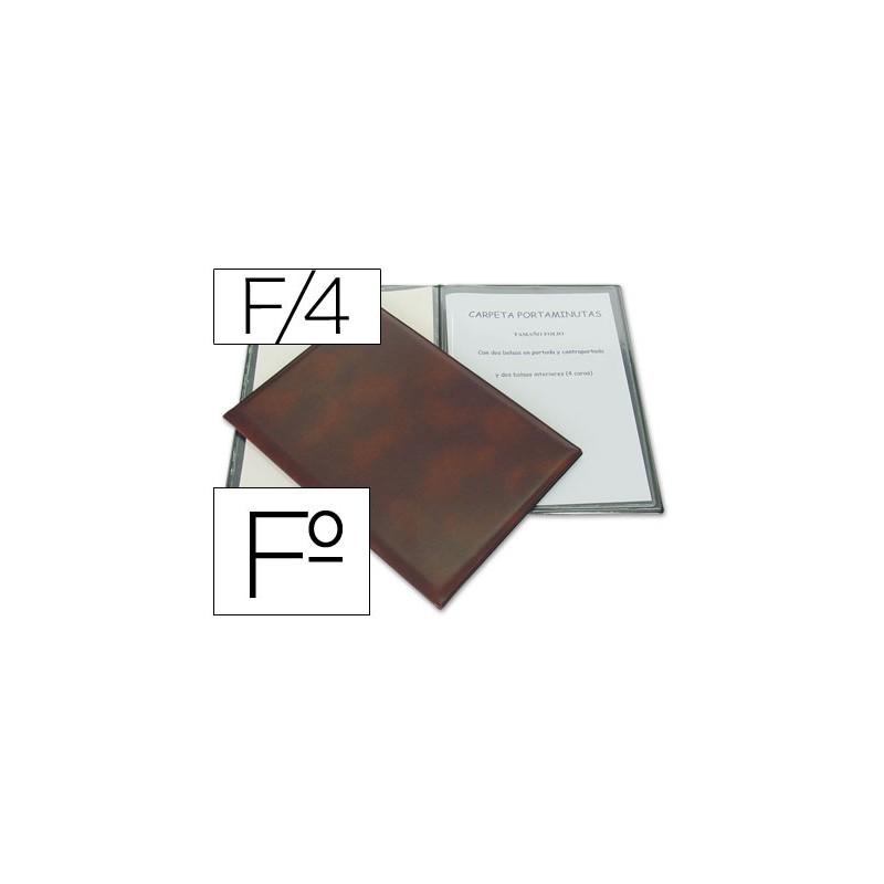 Porta menus folio 86 4 bolsas