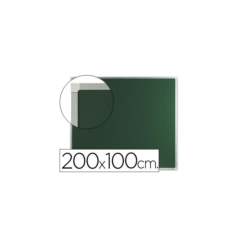 Quadro verde mural 200x100 cm