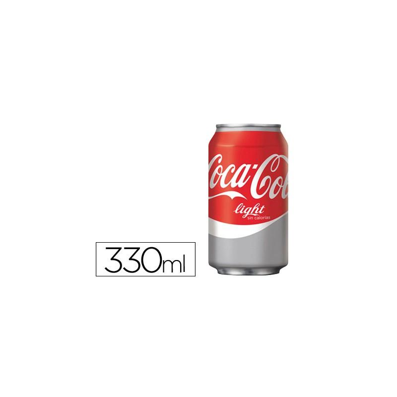 Coca-cola light lata 330ml