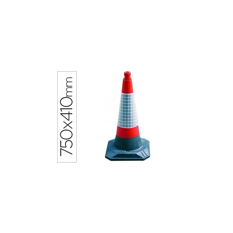 Cone roadhog 75 cm sinalizador