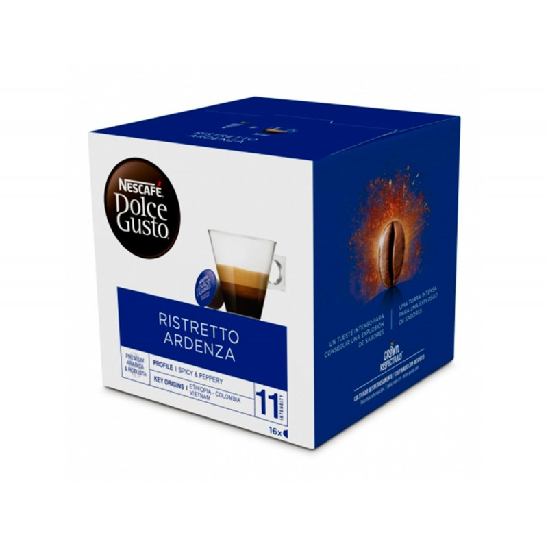 Cafe dolce gusto ristretto...