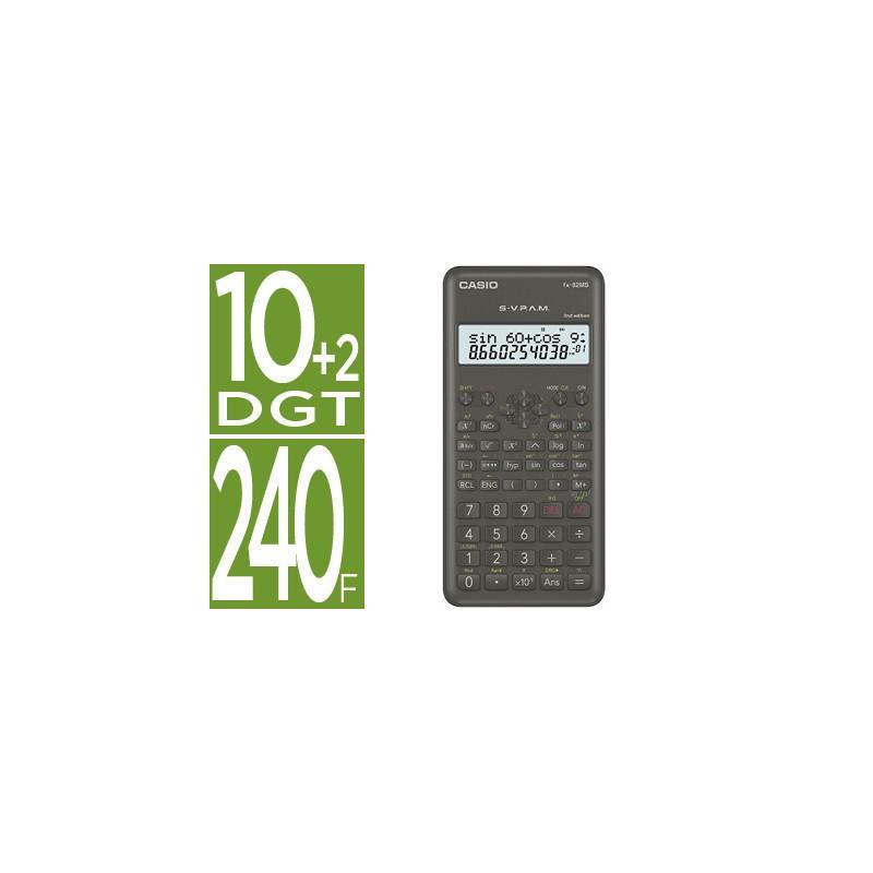 Calculadora casio fx-82 ms...
