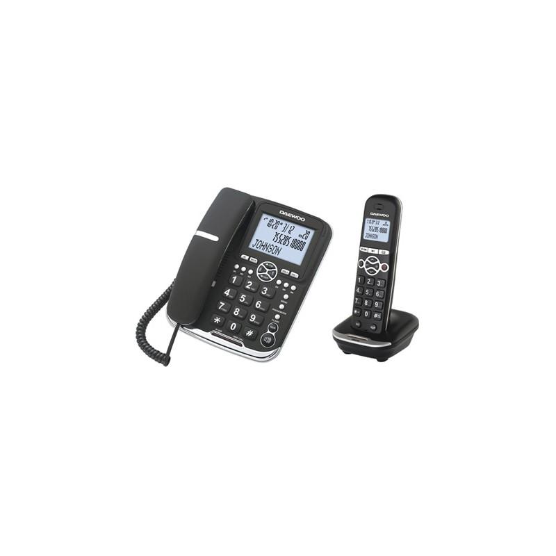 Telefone daewoo dtd-5500...