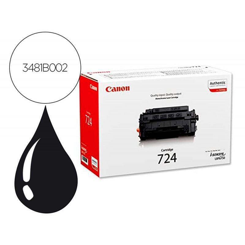 Toner canon 724 lbp6750...
