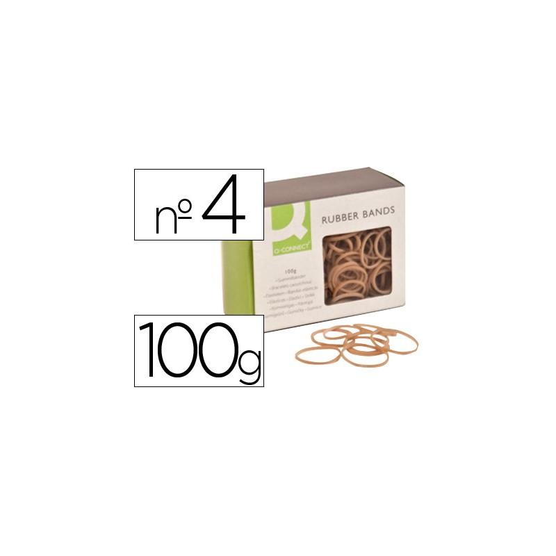 Elasticos q-connect 100 gr...