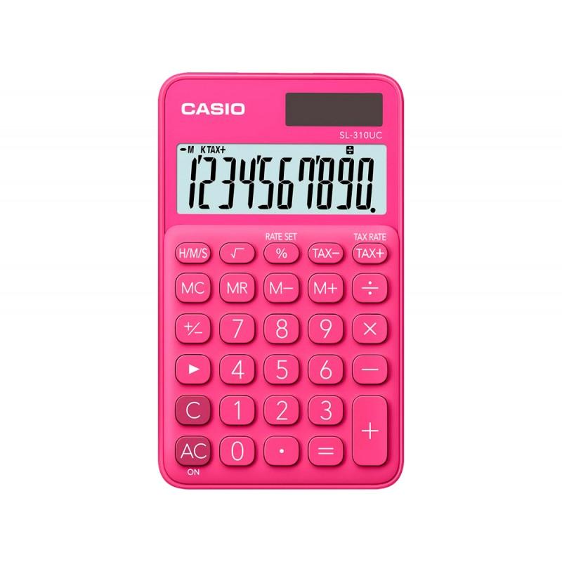 Calculadora casio...