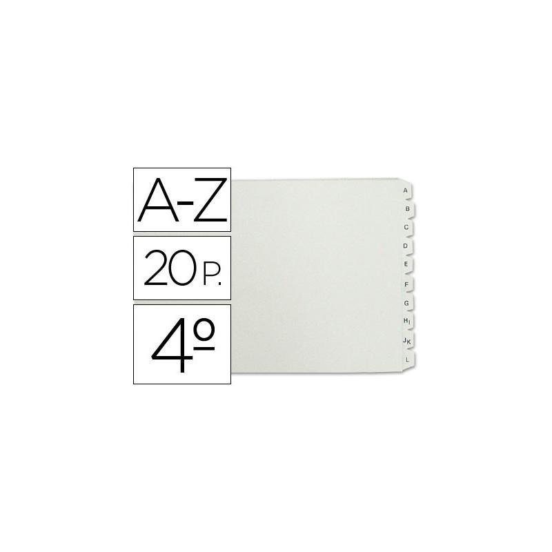Separador alfabetico a_z de...
